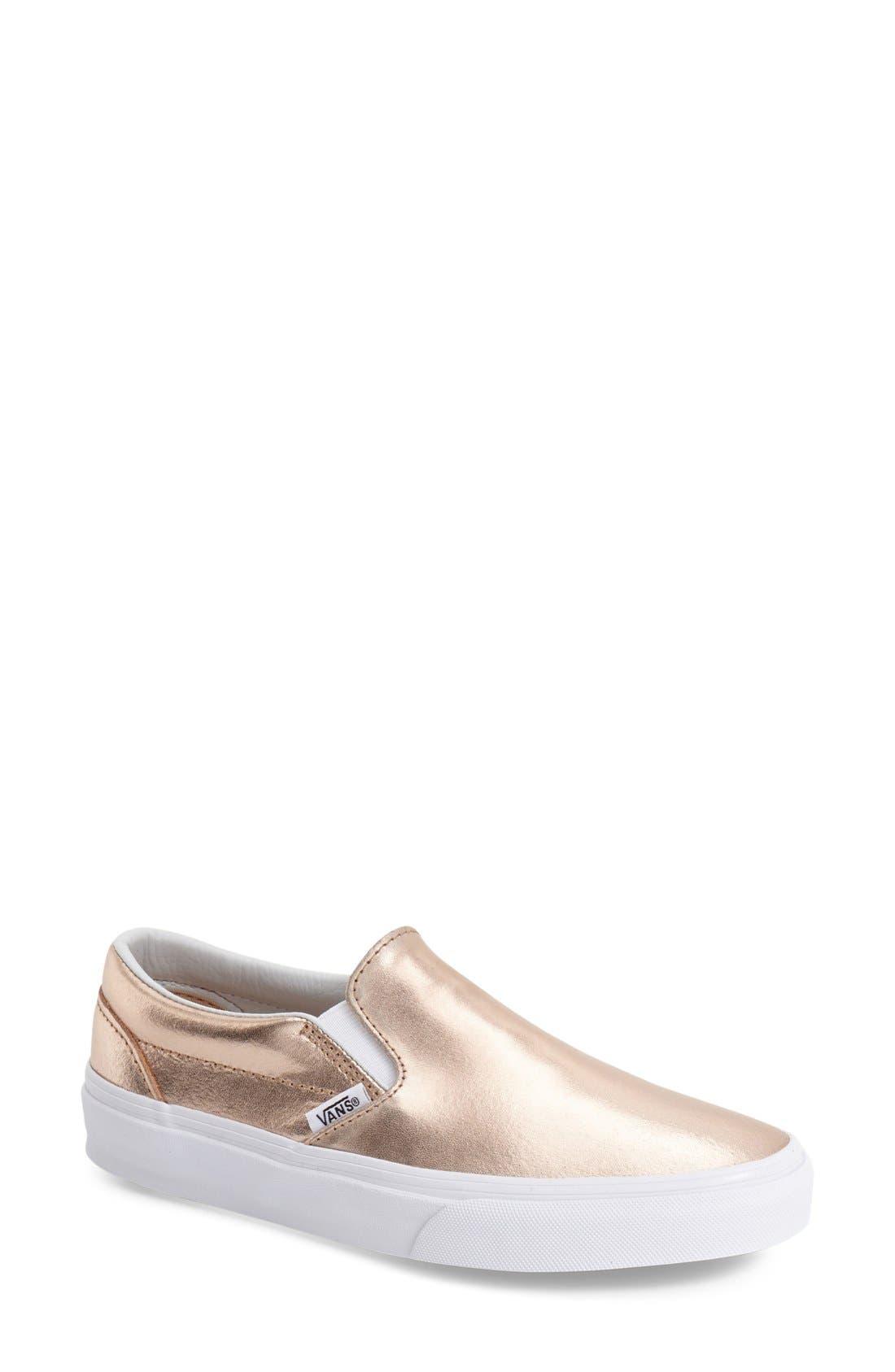 ,                             Classic Slip-On Sneaker,                             Main thumbnail 388, color,                             651