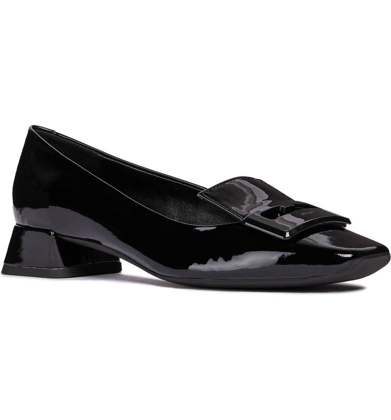 f717ae9712b Vivyanne Square Toe Loafer Pump, Main, color, BLACK PATENT LEATHER