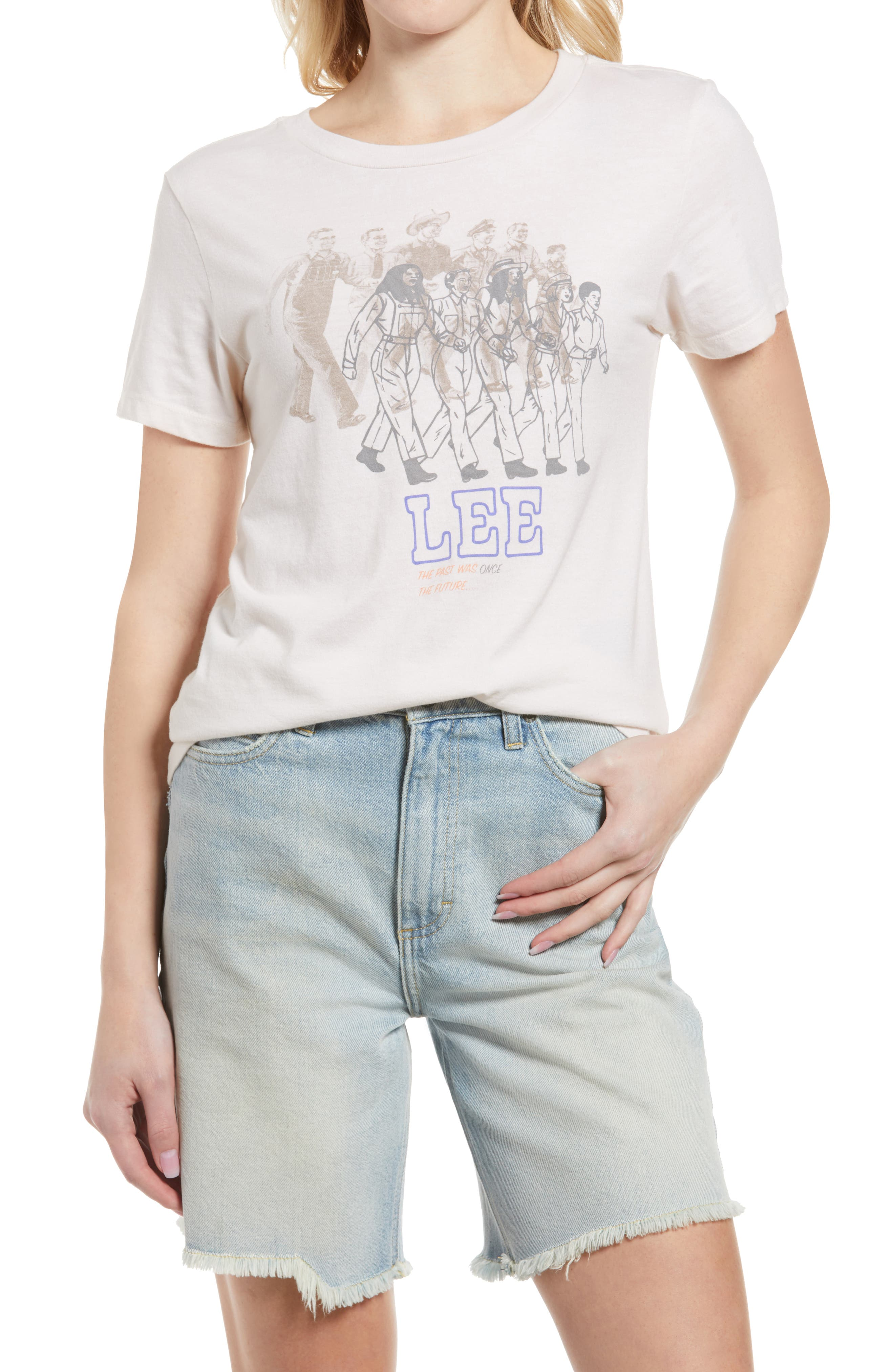 Marching Women Graphic Tee