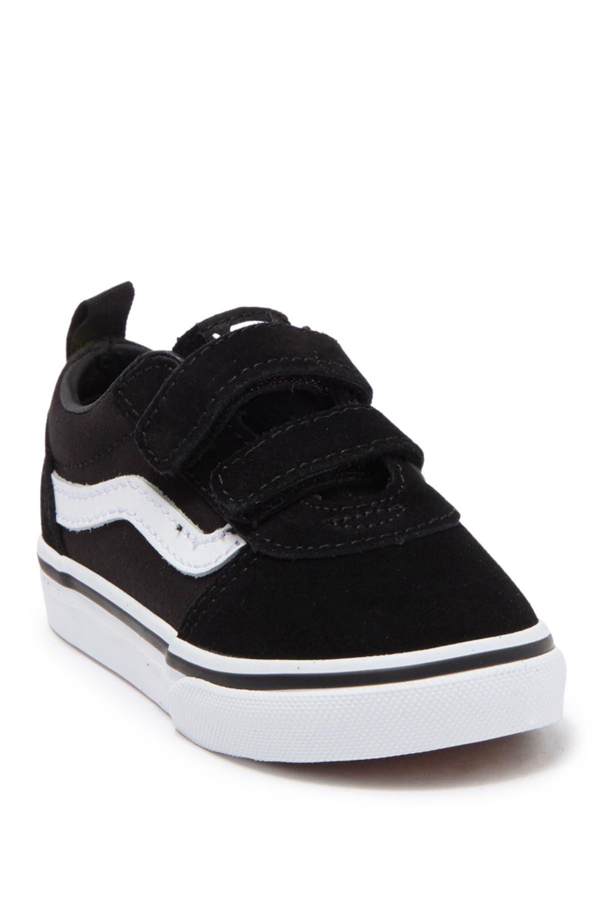 Image of VANS Ward Suede Canvas Sneaker