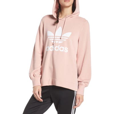 Adidas Originals French Terry Hoodie, Pink