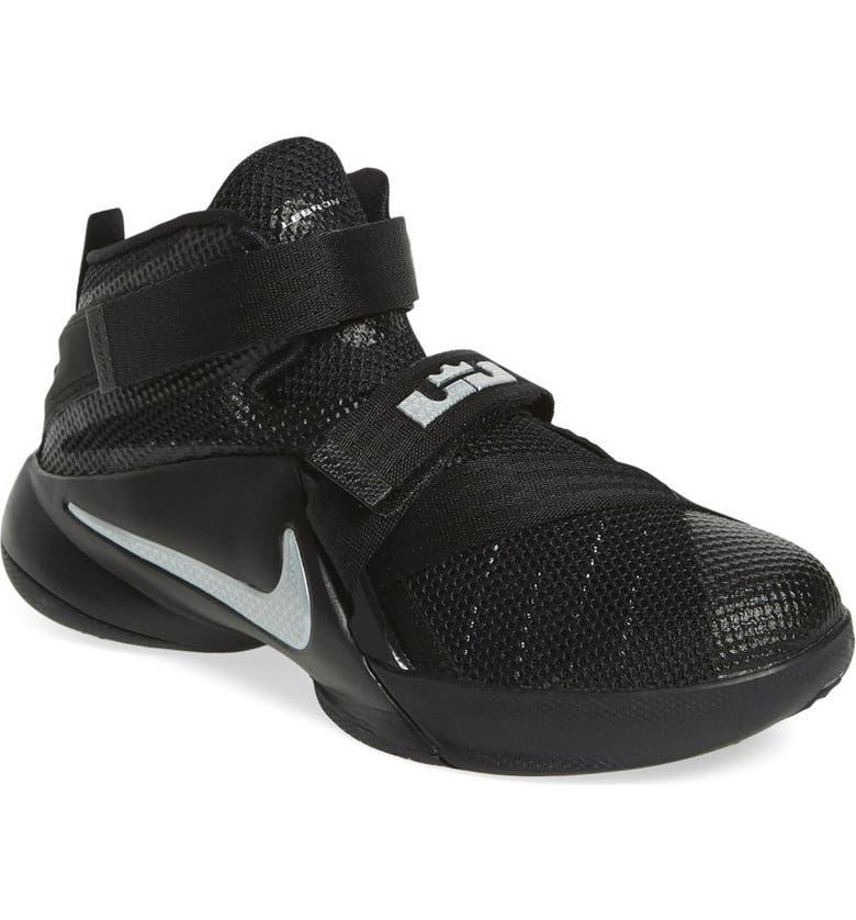 half off cfe86 9e1b4 'LeBron Soldier IX' Basketball Shoe