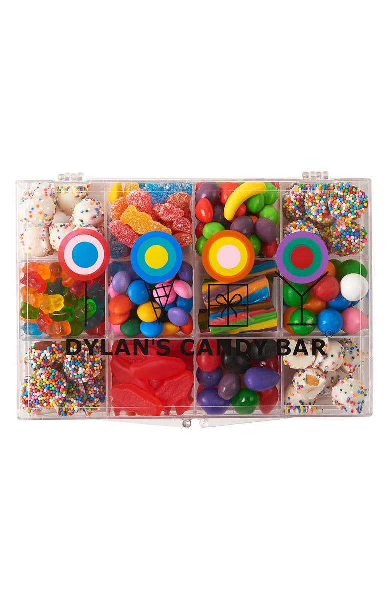 DYLAN'S CANDY BAR Signature Tackle Box Assorted Candy, Main, color, 600