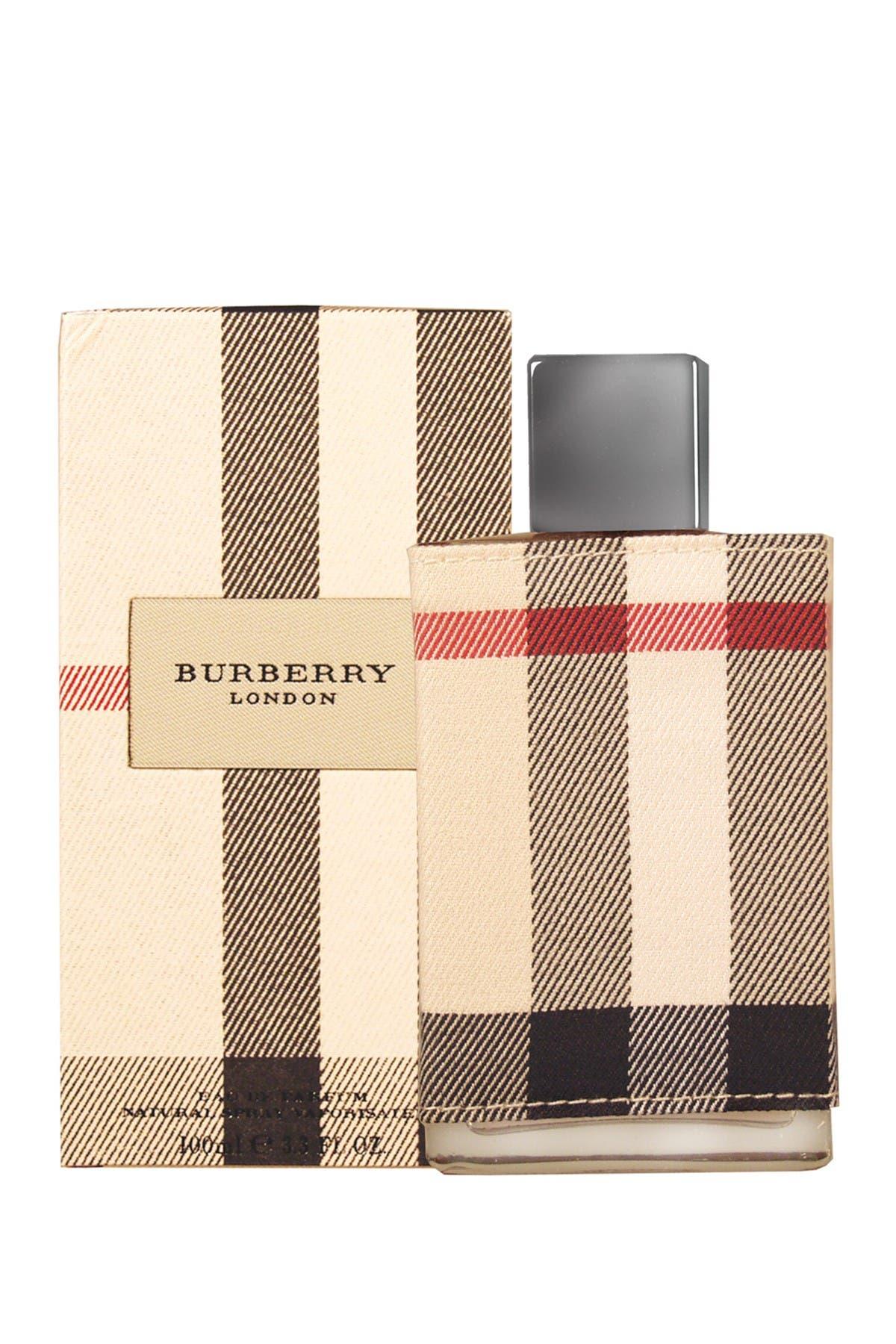 Image of Burberry London Eau de Parfum Spray - 3.3 fl. oz.