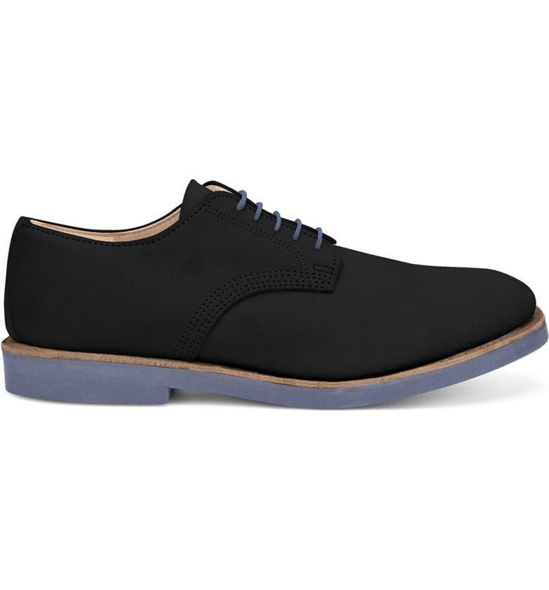 WALK-OVER 'Derby' Custom Buck Shoe, Main, color, 001