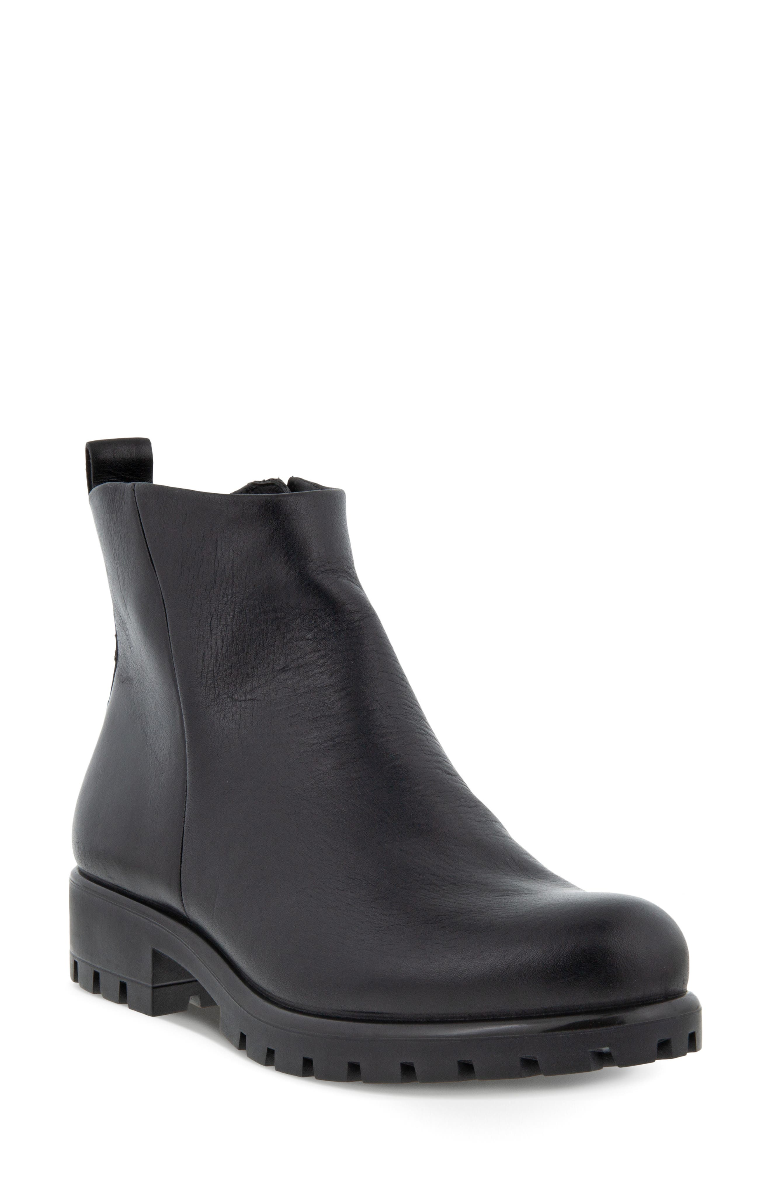 Women's Ecco Modtray Water Resistant Ankle Boot