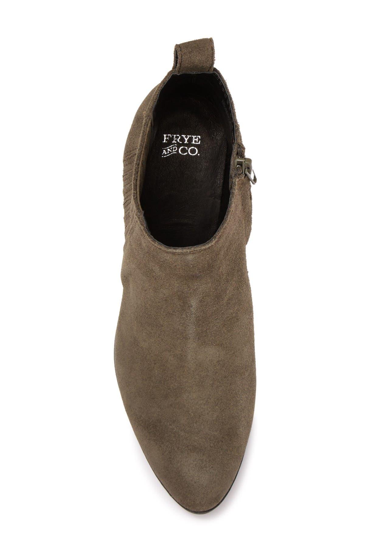 Frye & Co Jacy Suede Chelsea Boot