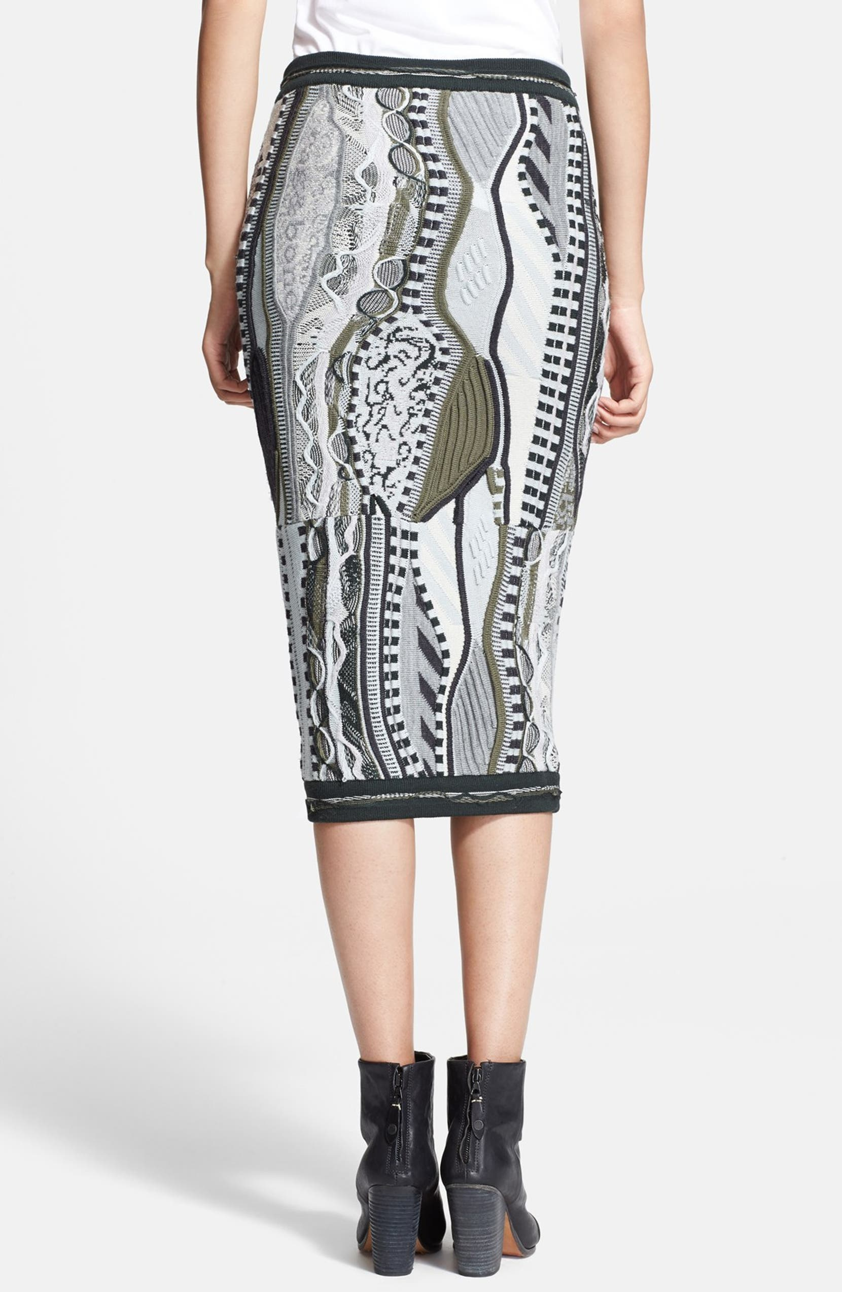 rag & bone x Coogi Knit Skirt | Nordstrom