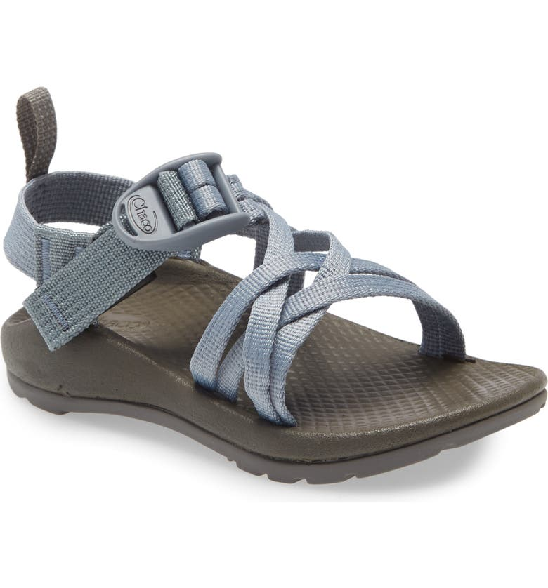 CHACO ZX/1 Ecotread Sport Sandal, Main, color, SOLID TRADEWINDS
