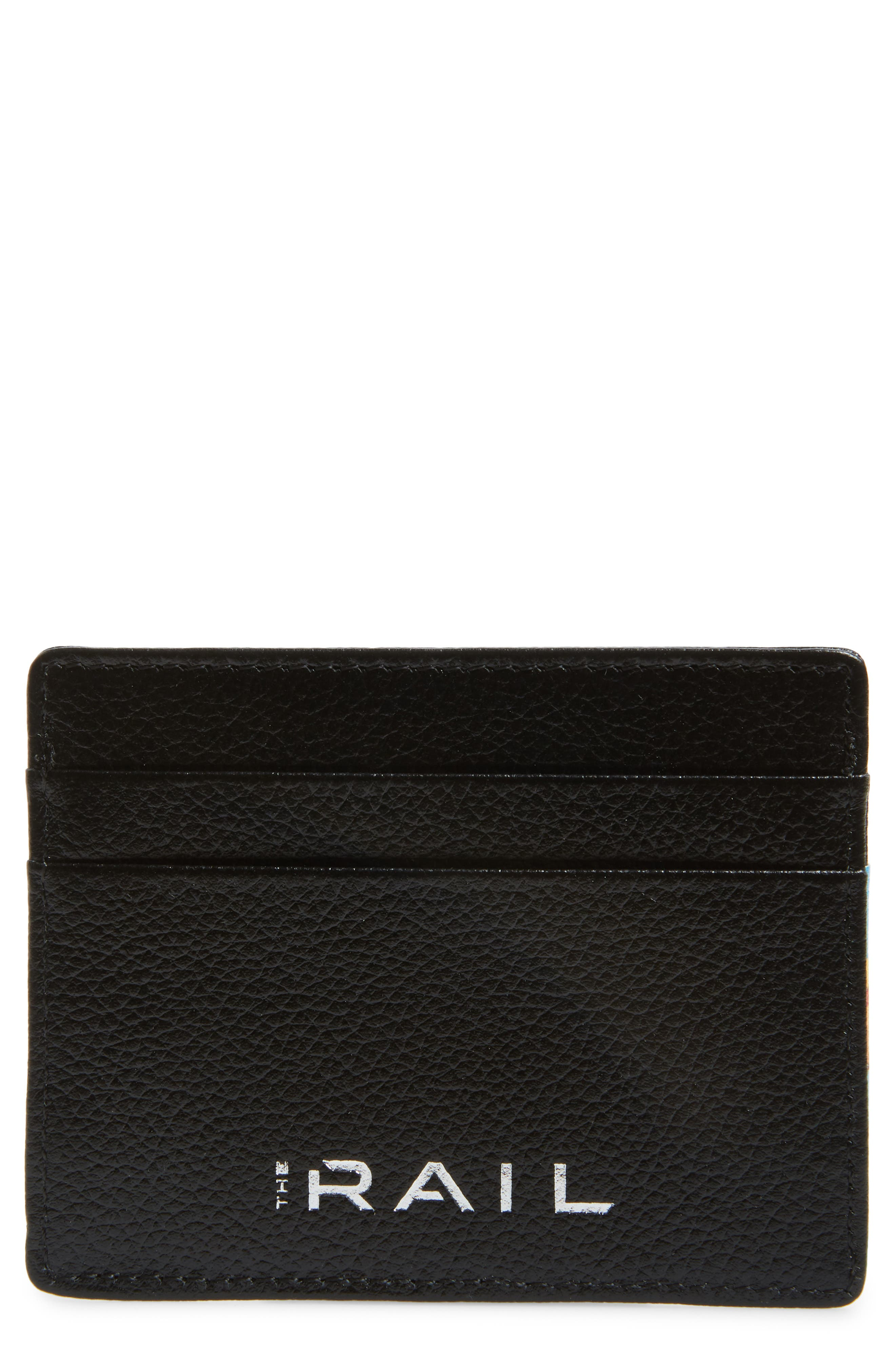 ,                             Jamie Leather Card Case,                             Main thumbnail 33, color,                             421