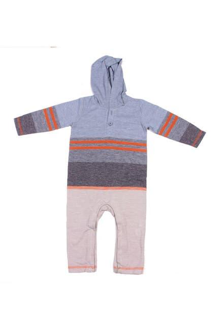Image of BEAR CAMP Pop Stripe Long Sleeve Bodysuit