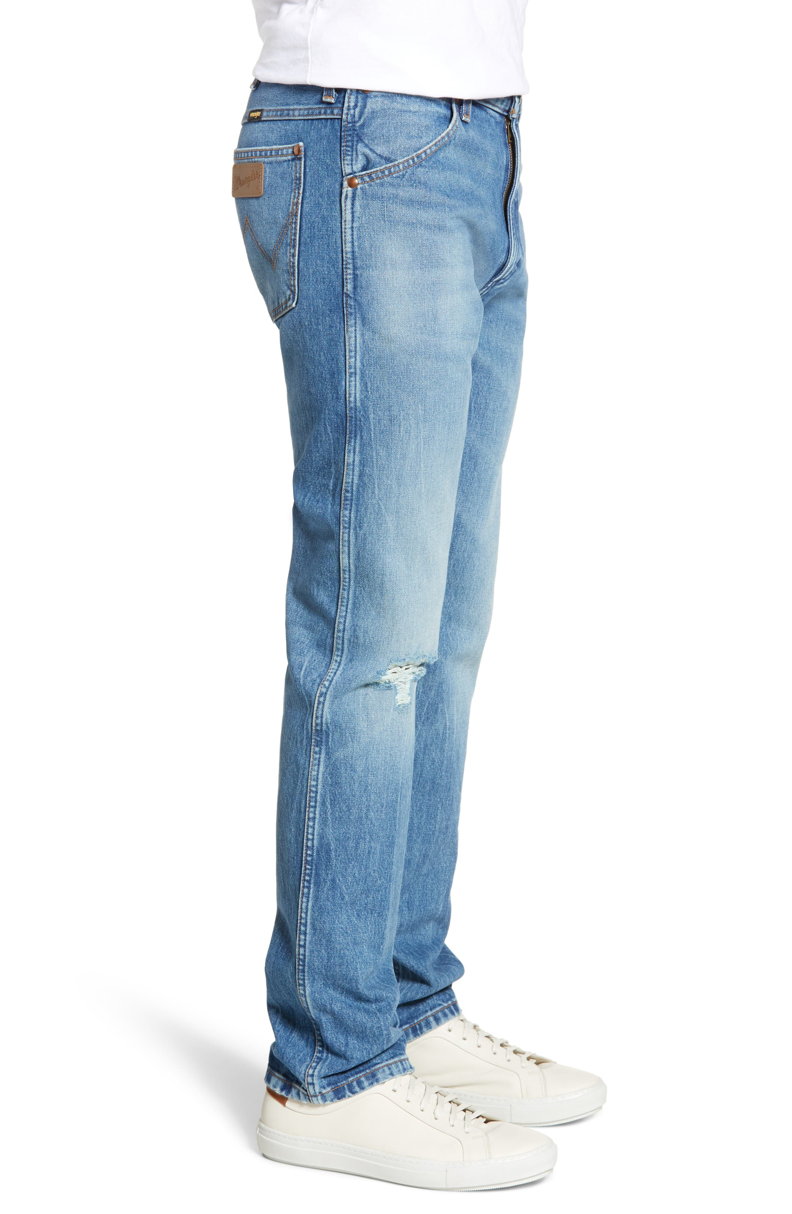 ,                             Icons Slim Fit Jeans,                             Alternate thumbnail 4, color,                             3 YEAR