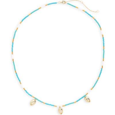 Argento Vivo Seashell Charm Necklace