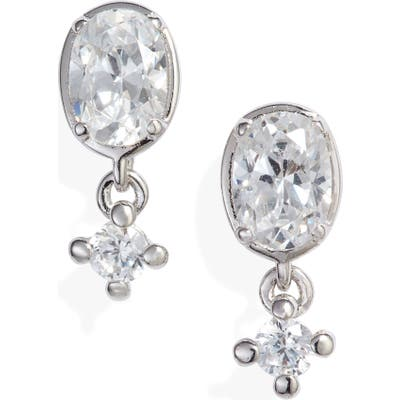 Nadri Issa Small Drop Earrings
