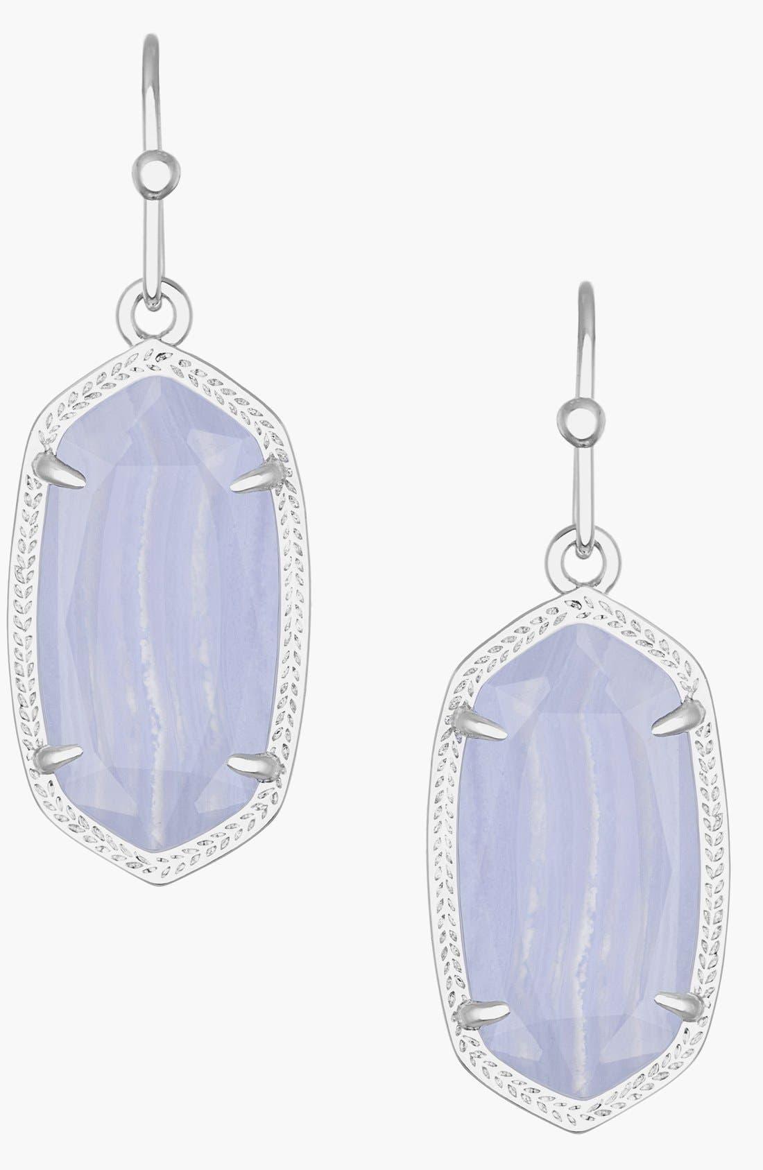 ,                             Dani Stone Drop Earrings,                             Main thumbnail 43, color,                             402