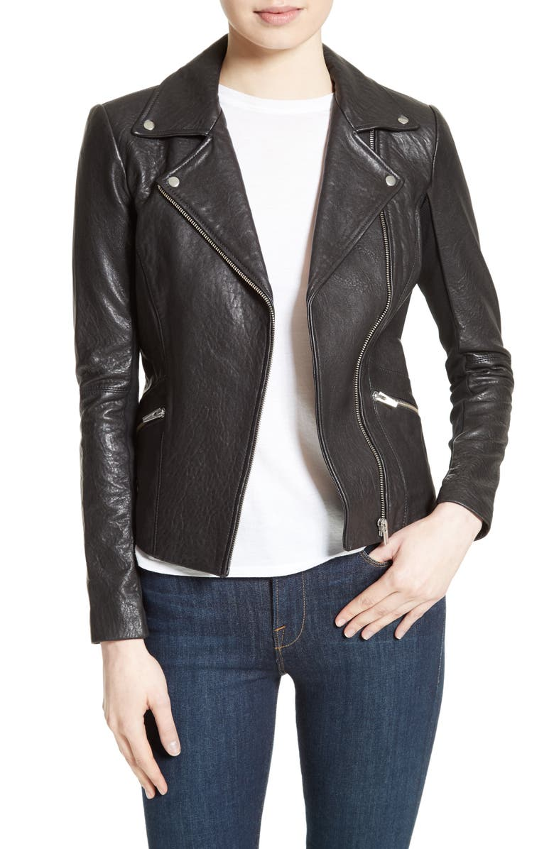 b87792482 Dallas Lambskin Leather Jacket