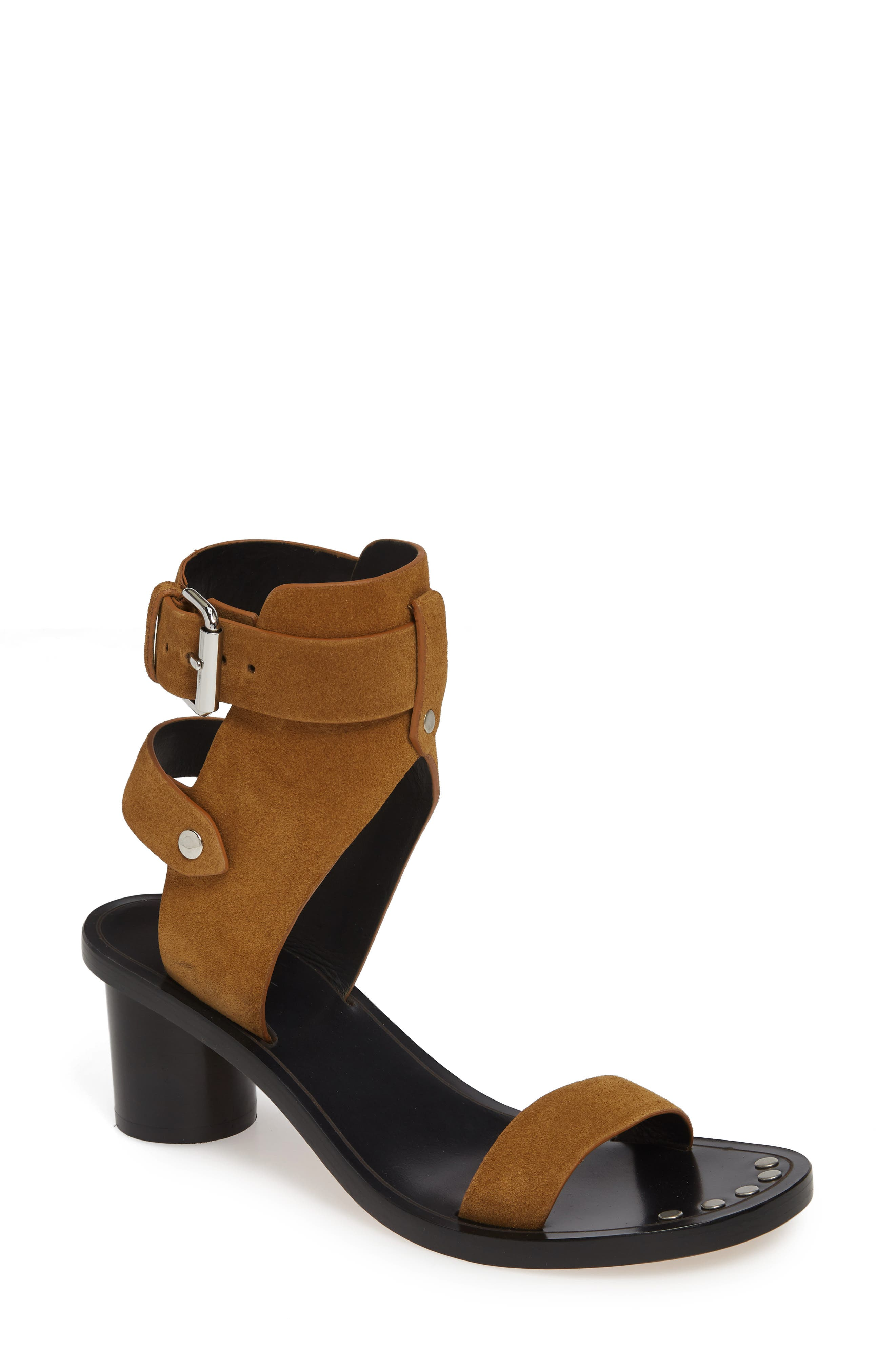 Isabel Marant Jaeryn Ankle Shield Sandal
