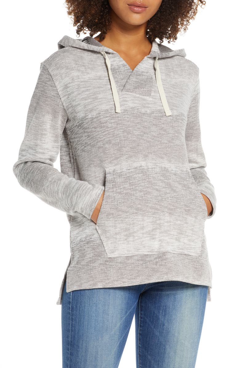 THE NORTH FACE Wells Cove Hoodie Pullover, Main, color, PINK HEATHER