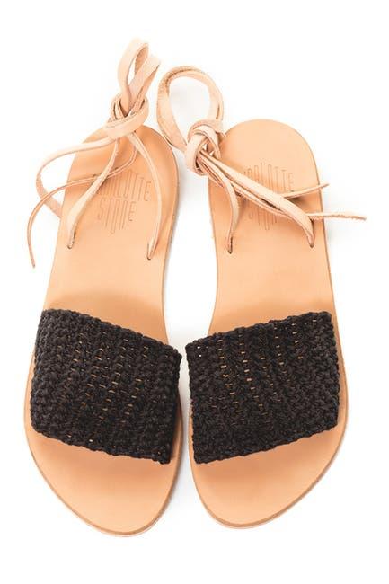 Image of CHARLOTTE STONE Clara Crochet Sandal