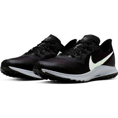 Nike Air Zoom Pegasus 36 Trail Running Shoe, Black
