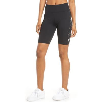 Nike Air Bike Shorts, Black