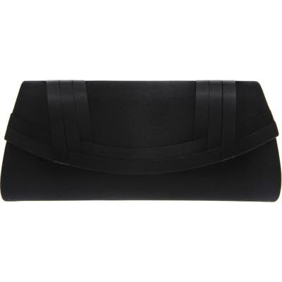 Nina Avis Pleated Classic Clutch -