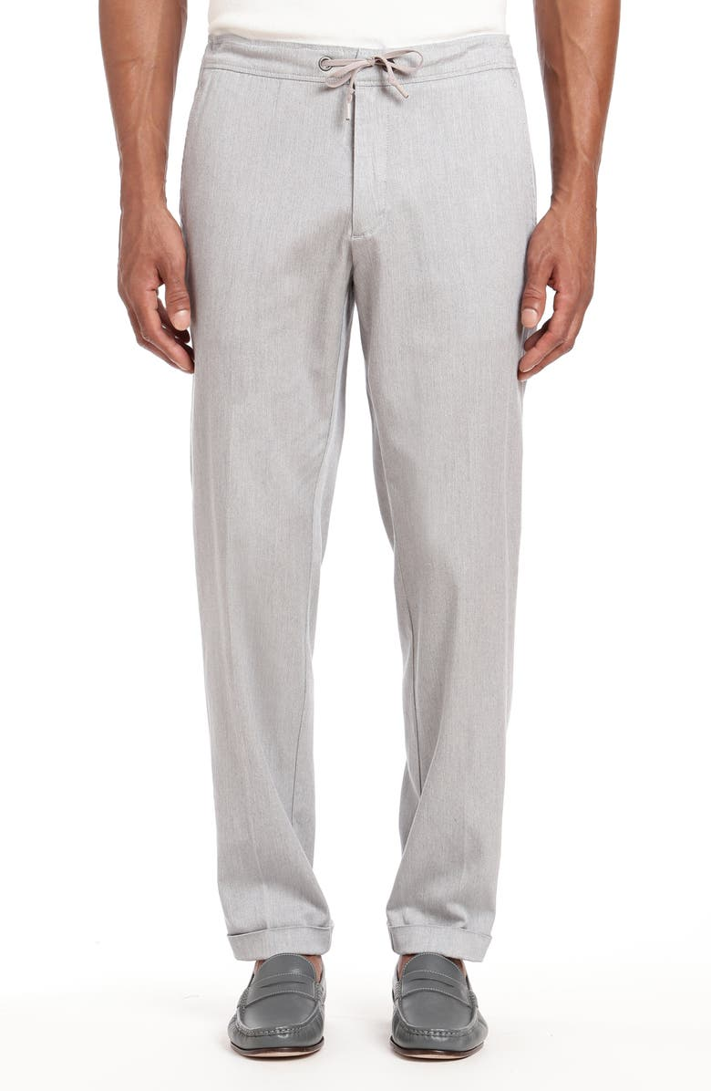 34 Heritage Carter Slim Fit Drawstring Pants