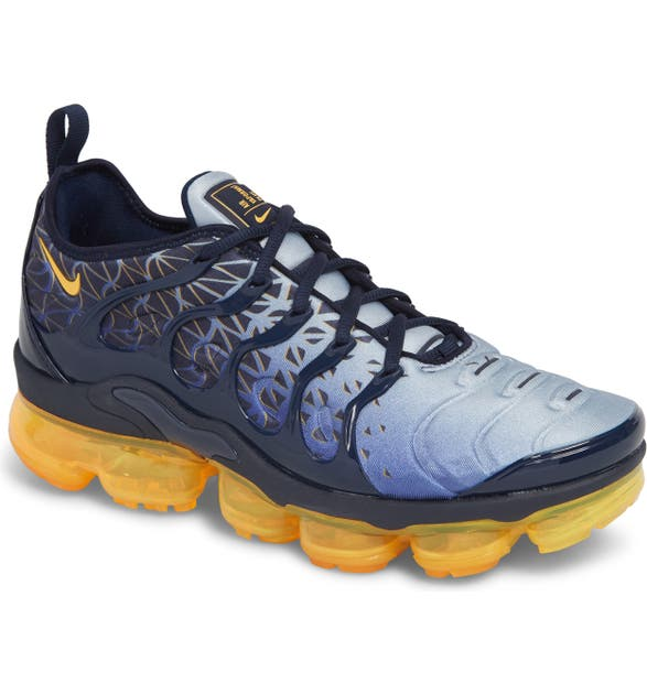 new arrivals 3c110 21c15 Air Vapormax Plus Sneakers in Blue