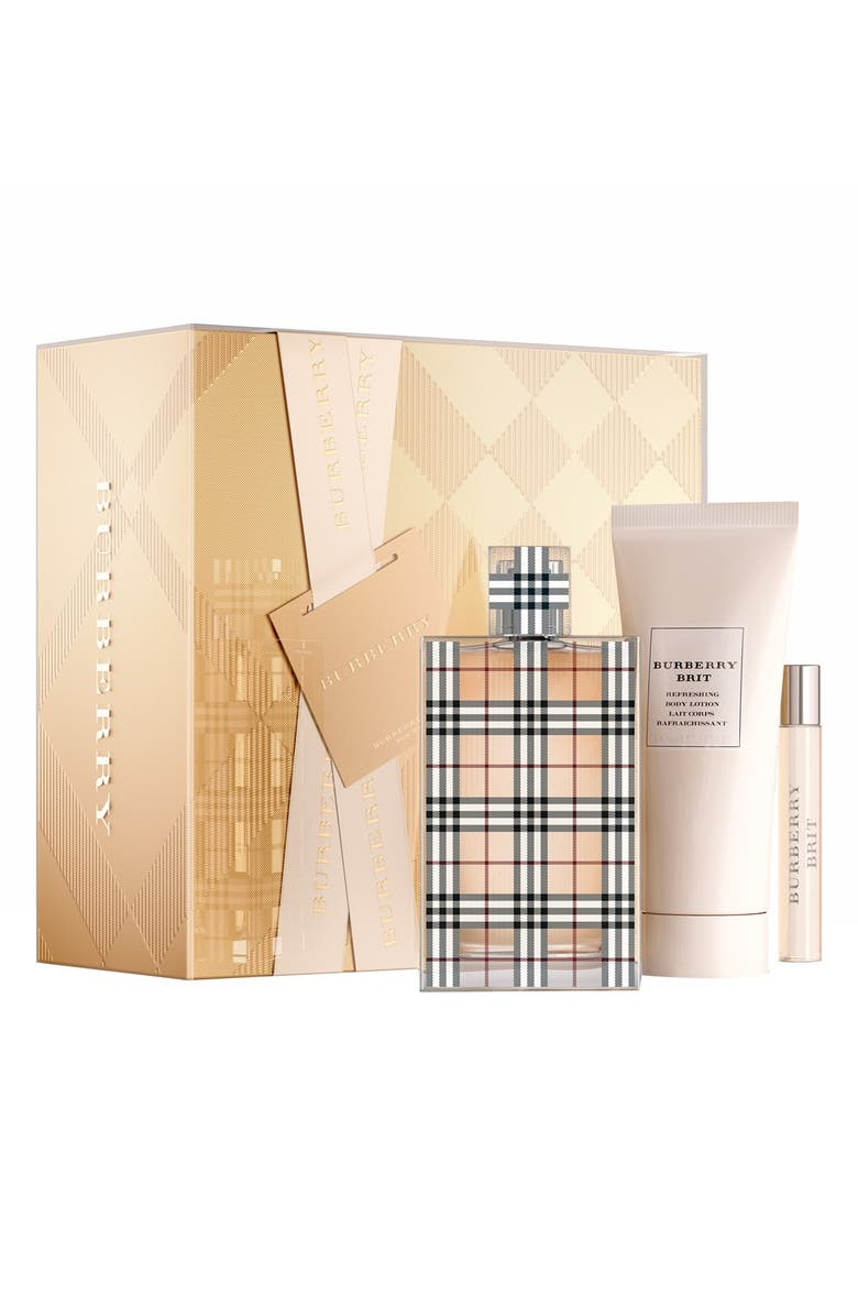 BURBERRY BRIT for Women Holiday Gift Set, Main, color, 000