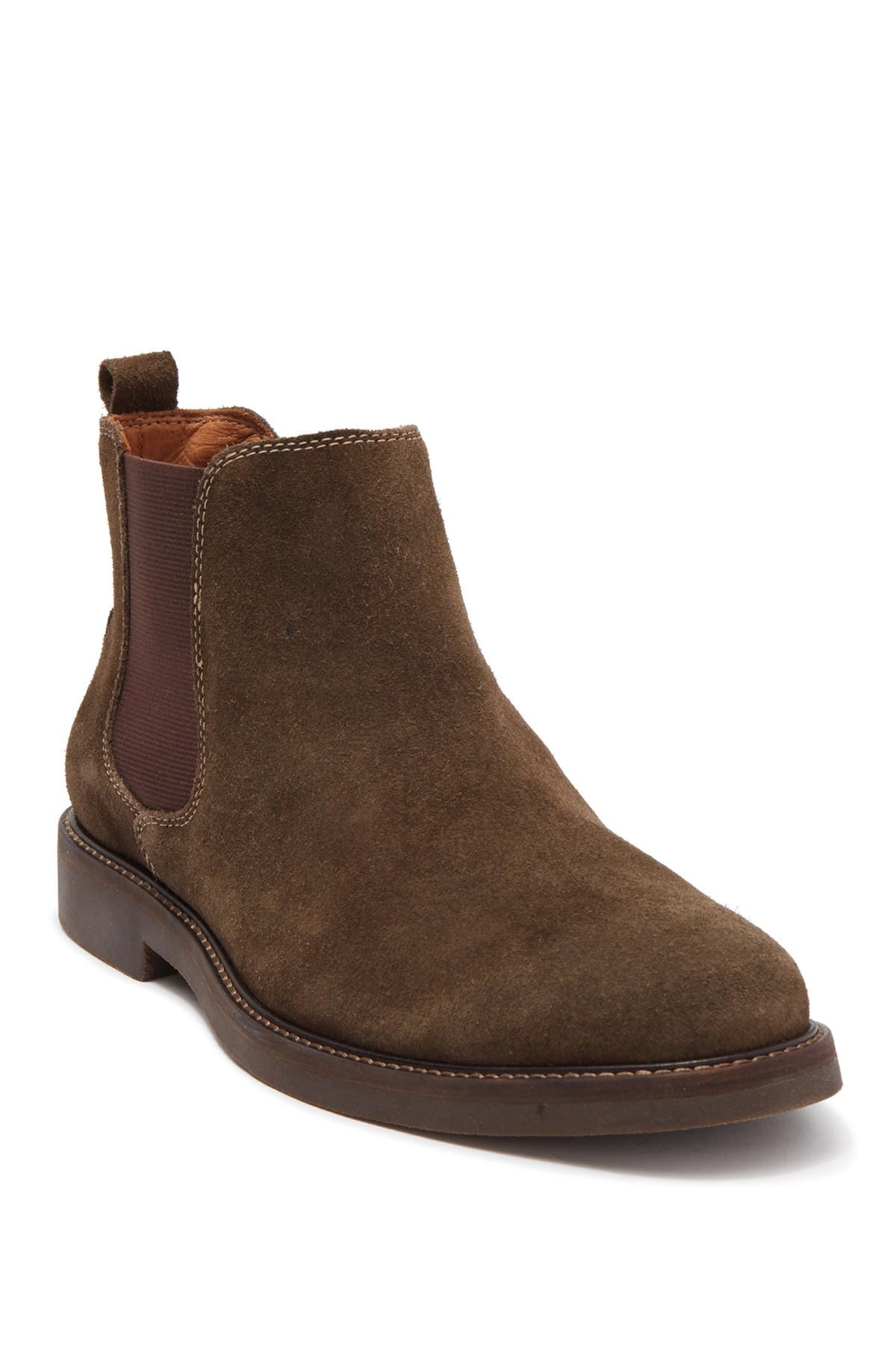Image of Marc Joseph New York Ande Suede Chelsea Boot