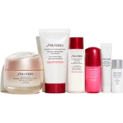 Shiseido Ultimate Age Defense Wrinkle Smoothing Set