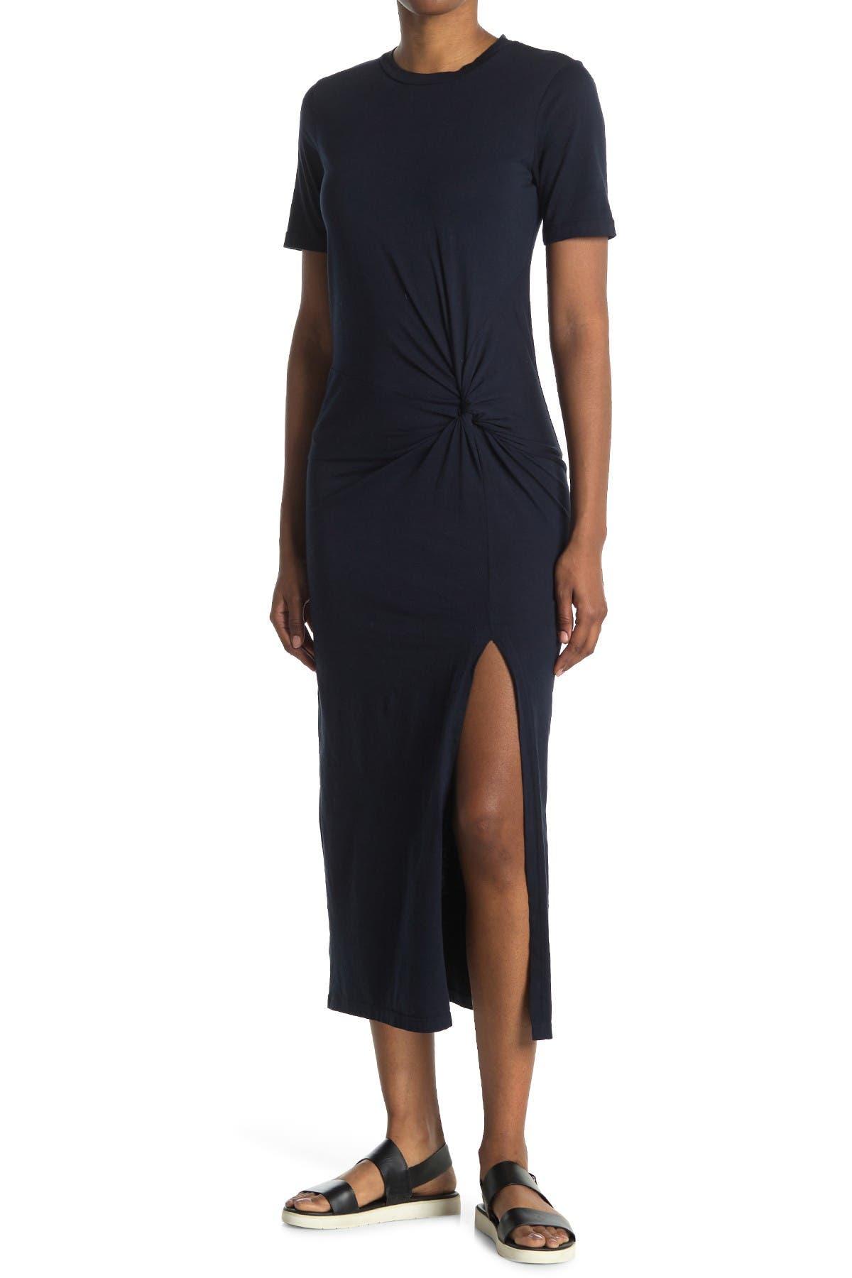 Image of Stateside Twist T-Shirt Maxi Dress