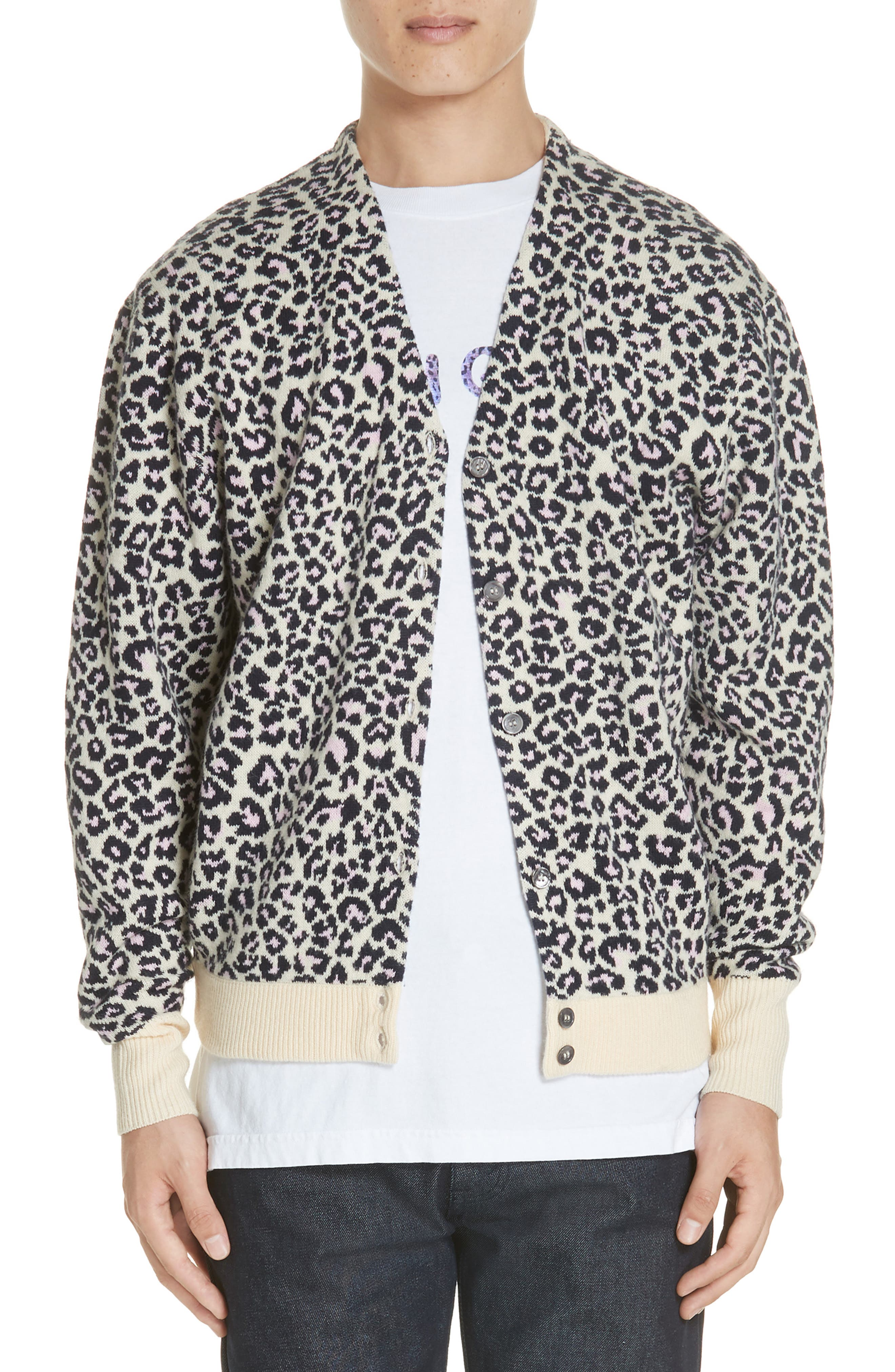 Noon Goons Chatterbox Cardigan, Pink