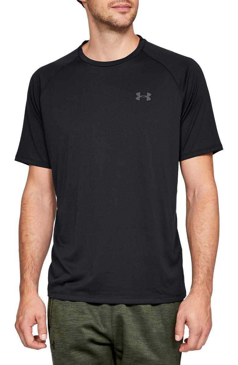 UNDER ARMOUR UA Tech<sup>™</sup> T-Shirt, Main, color, 001