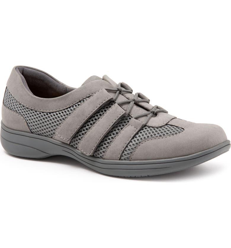 TROTTERS Joy Slip-On Sneaker, Main, color, GREY MULTI