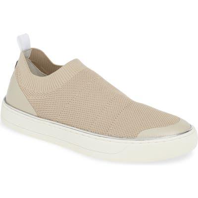Johnston & Murphy Ember Slip-On Sneaker, Beige