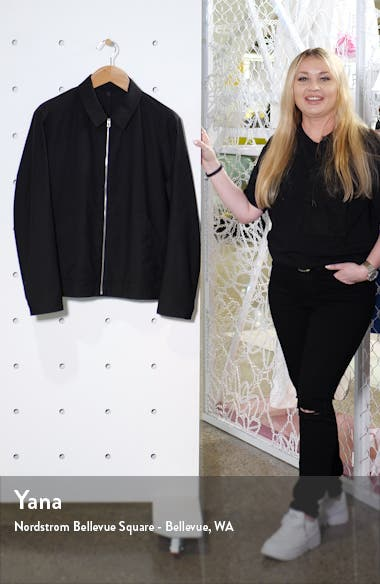 Bibon Stretch Wool Blend Jacket, sales video thumbnail