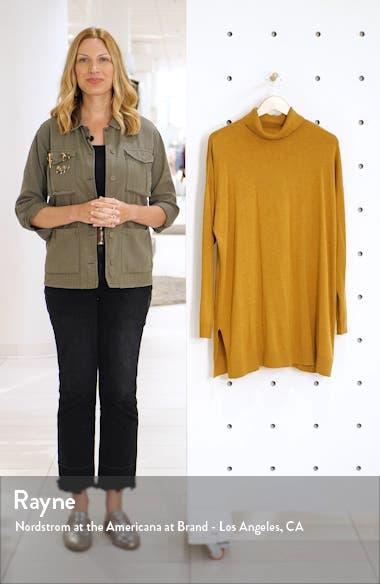 Turtleneck Tunic Sweater, sales video thumbnail