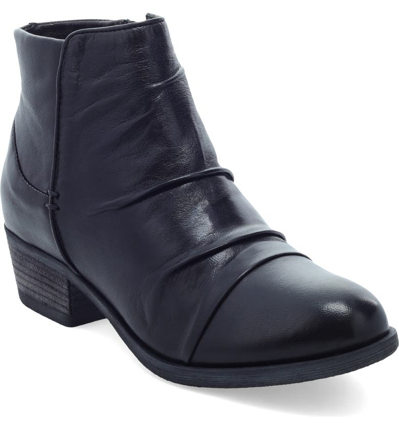 MIZ MOOZ ie Beau Bootie, Main, color, BLACK LEATHER
