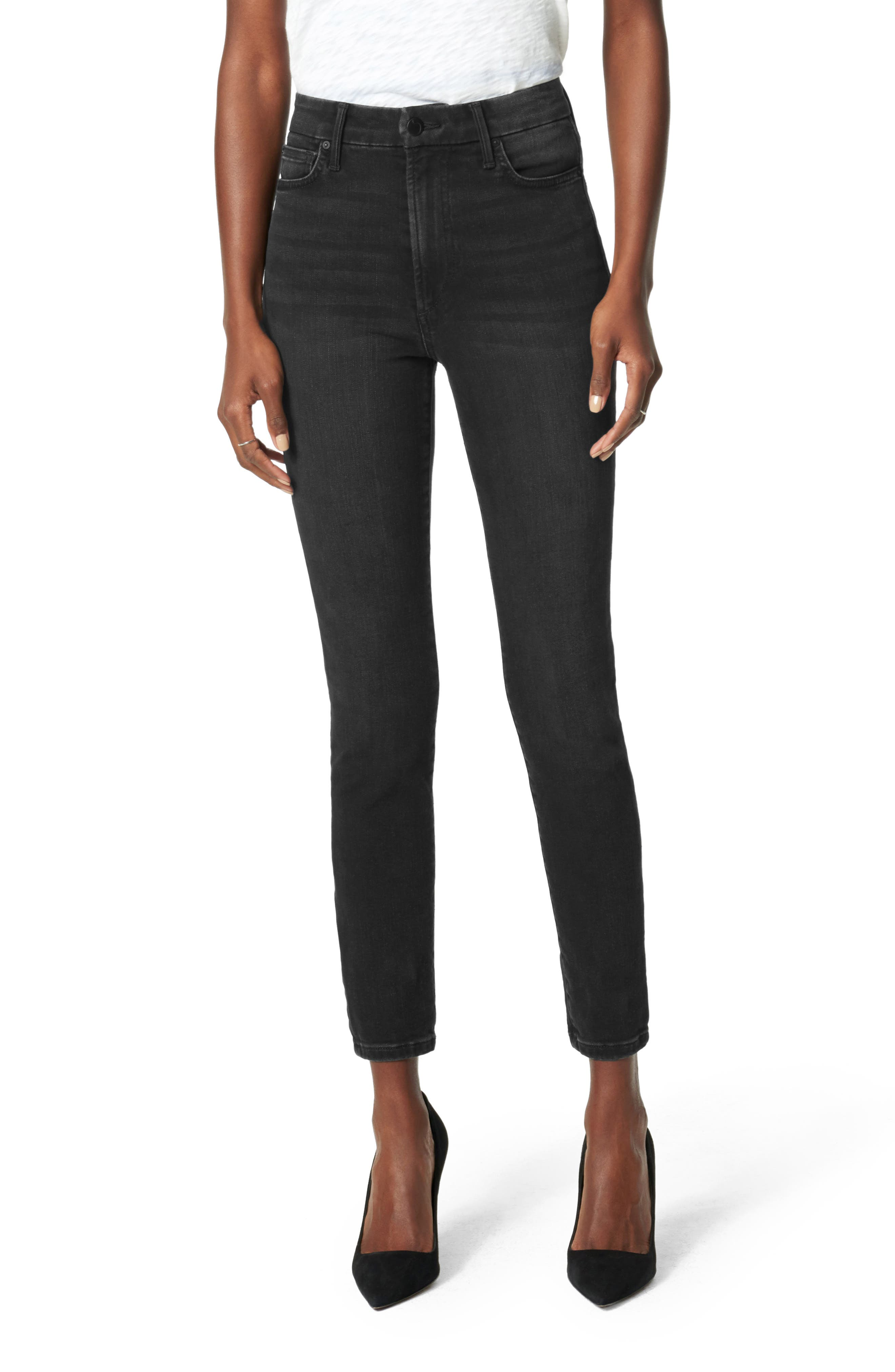 Joes Jeans Womens Charlie High Rise Skinny Jean