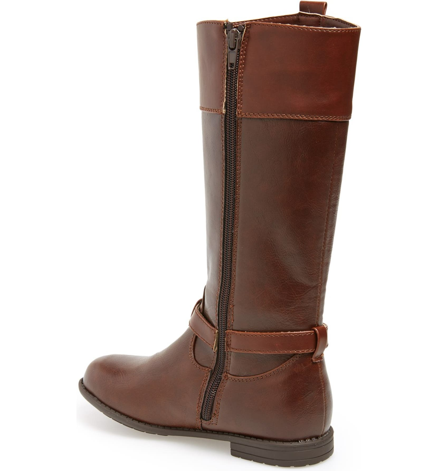 26240018a Tommy Hilfiger 'Andrea' Riding Boot (Toddler, Little Kid & Big Kid) |  Nordstrom