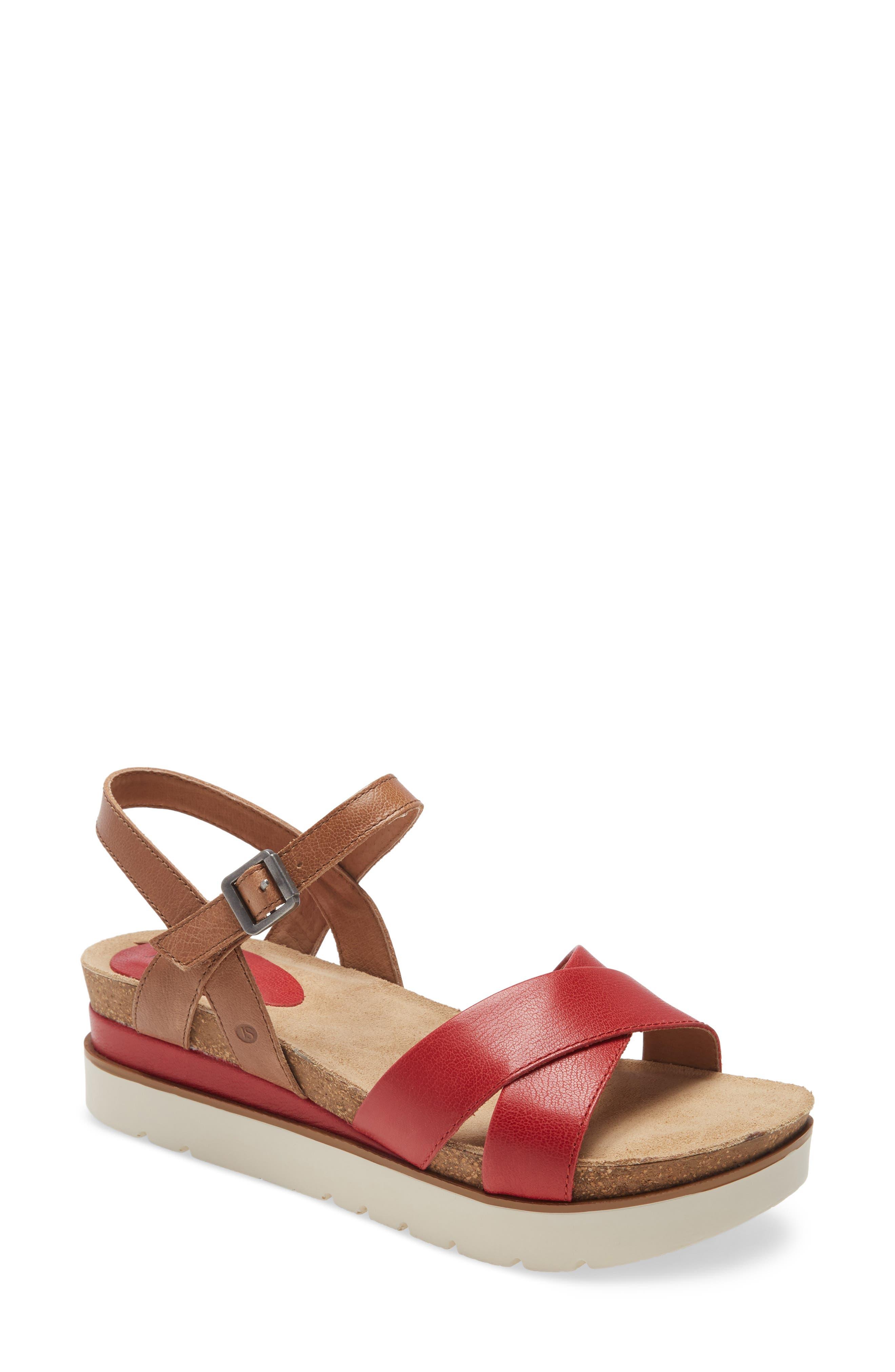 Clea 10 Platform Sandal