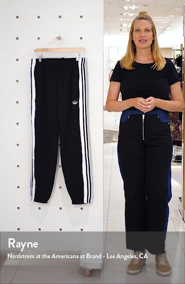 3-Stripes Panel Sweatpants, sales video thumbnail