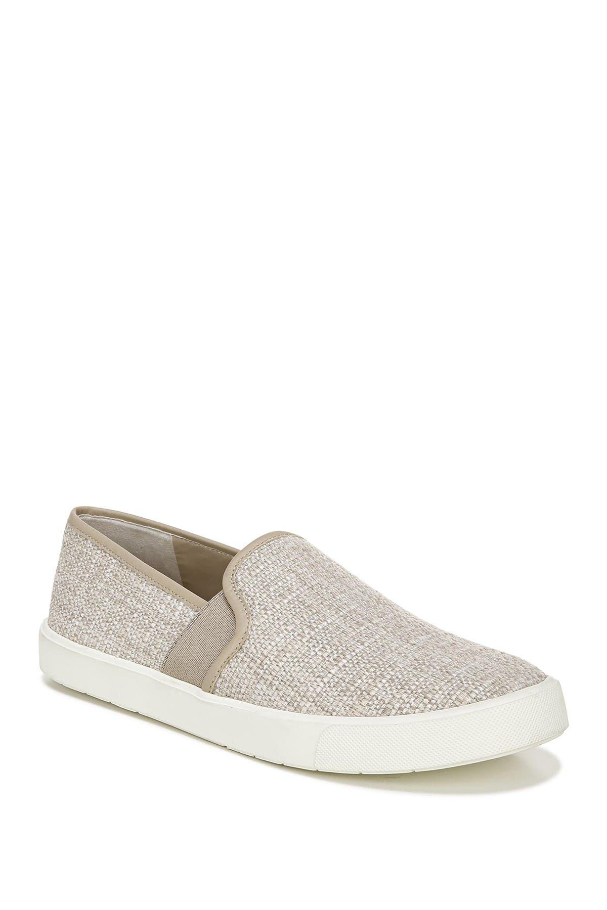 Vince | Preston Linen Slip-On Sneaker