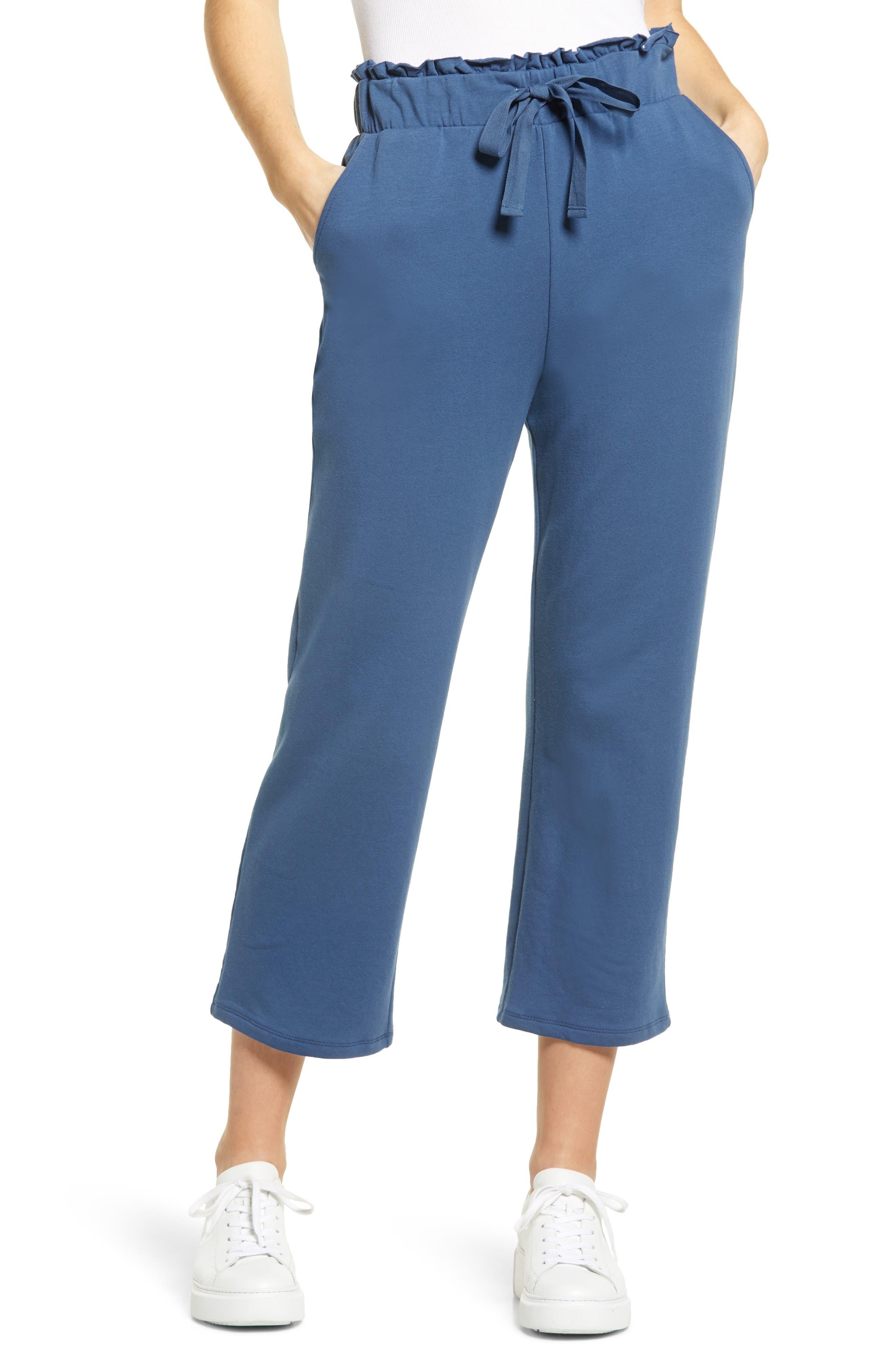 Paperbag Waist Lounge Pants