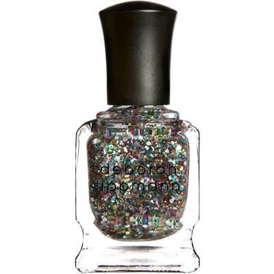 Deborah Lippmann Glitter Nail Color -