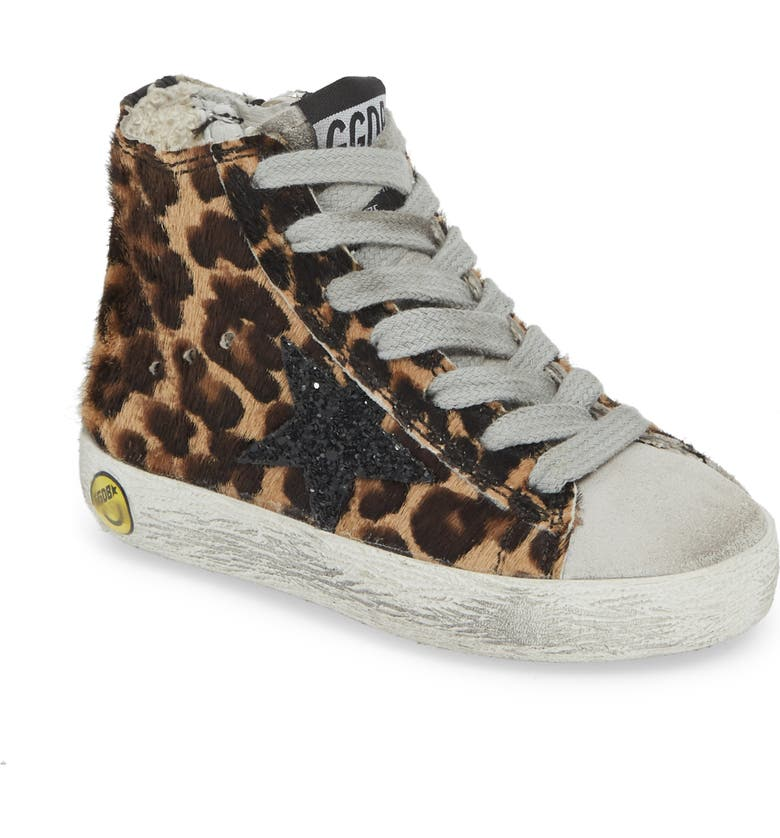 GOLDEN GOOSE Francy High Top Sneaker, Main, color, 219