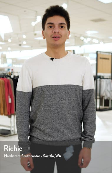 Fringe Trim Tunic Sweater, sales video thumbnail