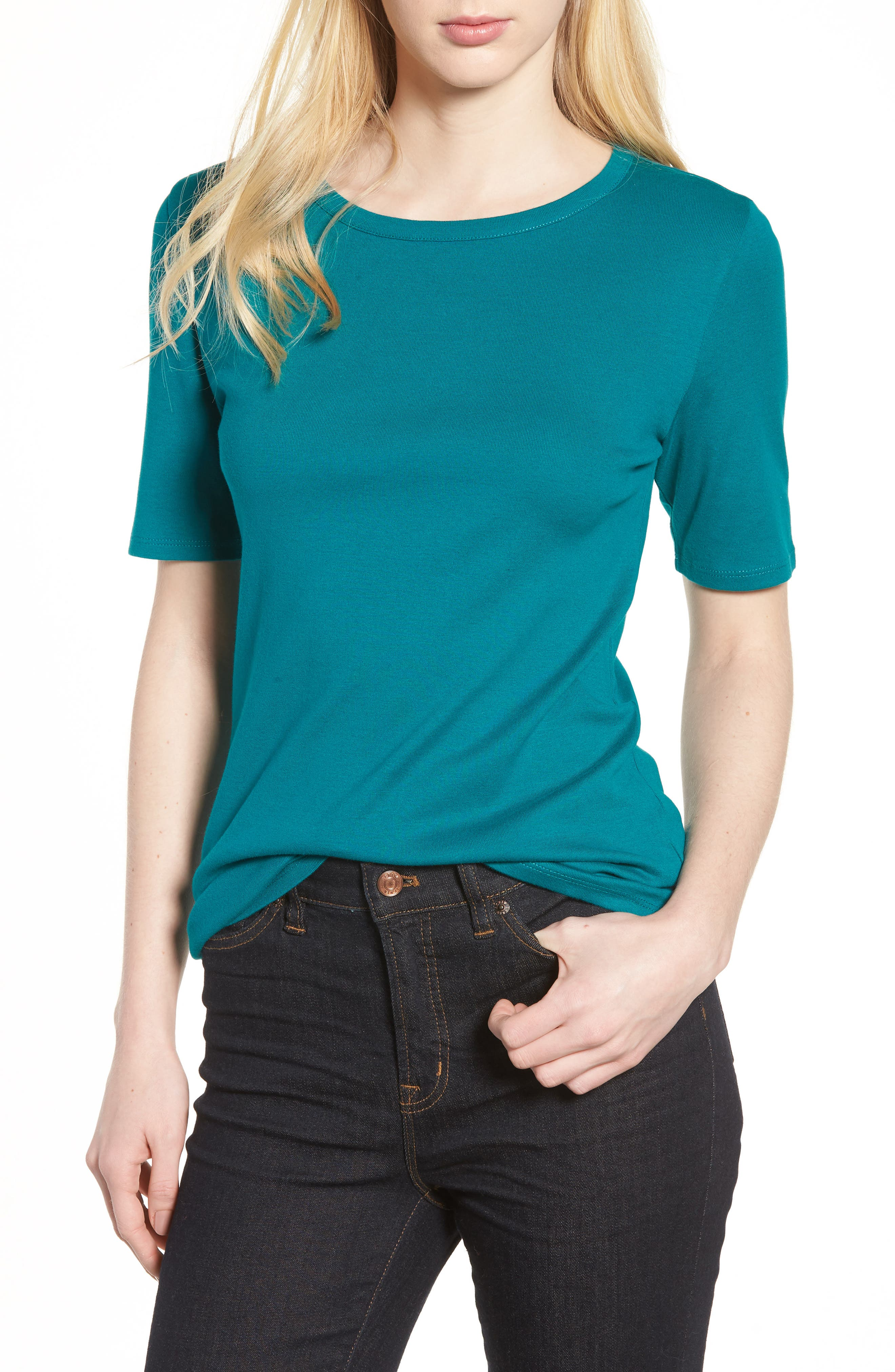 ,                             New Perfect Fit Tee,                             Main thumbnail 29, color,                             306