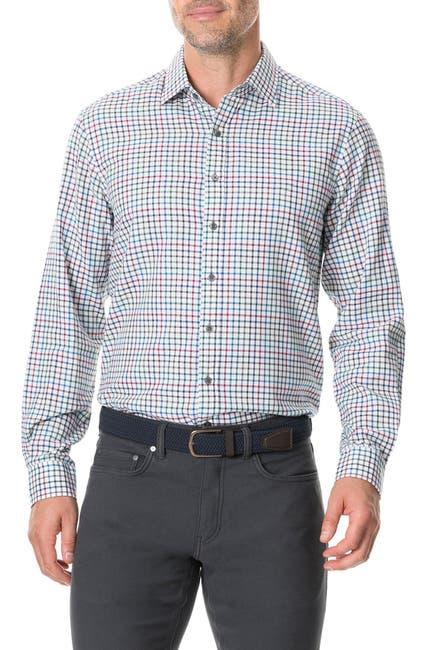 Image of RODD AND GUNN Woodhouse Regular Fit Shirt